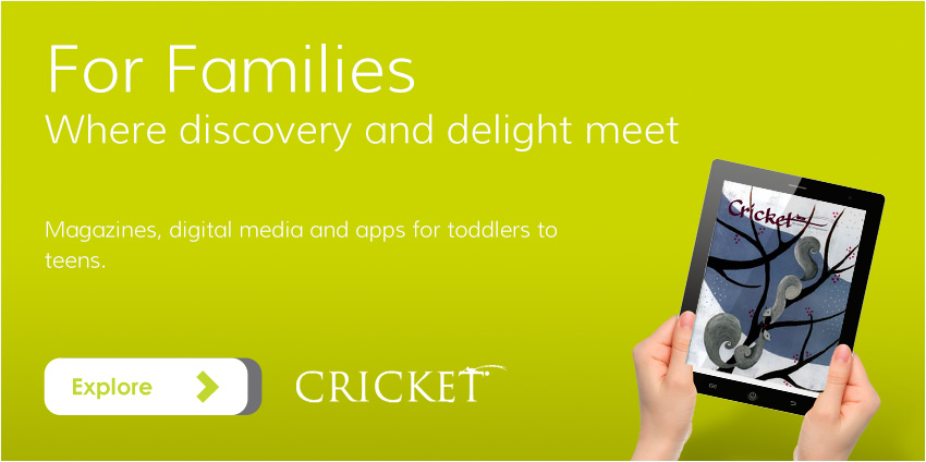 Cricket Magazine Group; Cricket Media
